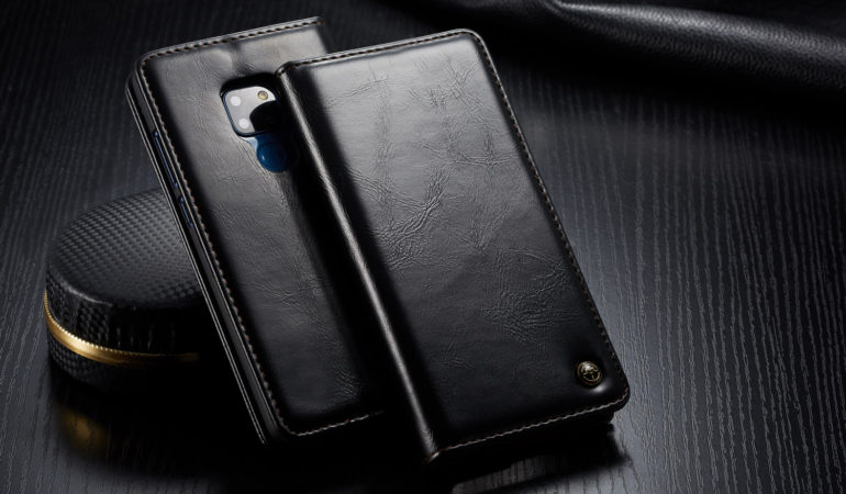 ea86dc47d CaseMe Huawei Mate 20 Magnetic Flip Wallet Stand Case is made of high  quality PU Leather, Flip case design, smart sleep and wake dormancy  function.